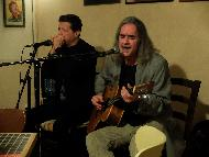 Fekete Jeno & Horvath Misi ( HU ) - Blues Cafe KH