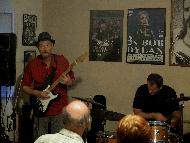 31.08.2017 John Slim Houtbraken Trio v Blues Cafe