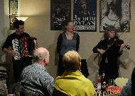 2.3.2018 Jauvajs - Blues Cafe